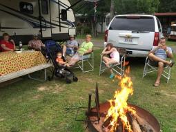 I love campfires!