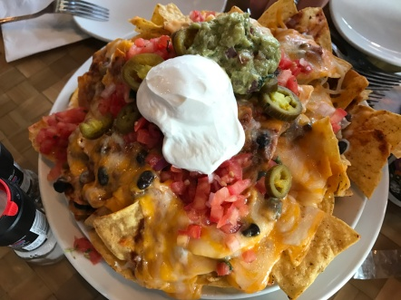 Nacho tower!