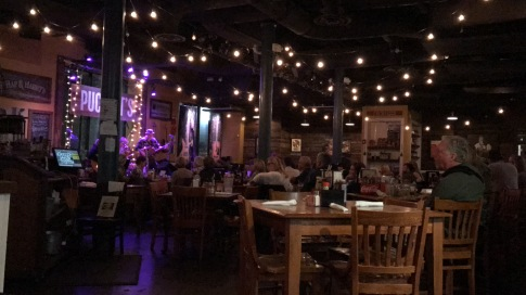 Dinner at Puckett's Restaurant & Grocery