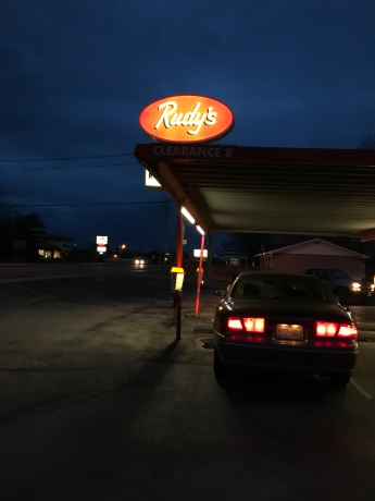 Rudy's Drive-In