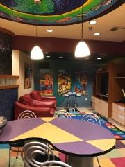 The kid's arcade