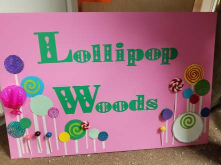 Lollipop Woods