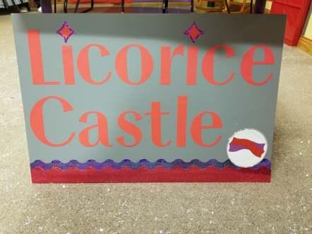 Licorice Castle
