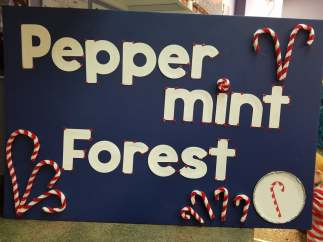Peppermint Forest