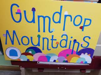 Gumdrop Mountains