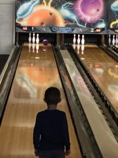 Bowling at Features