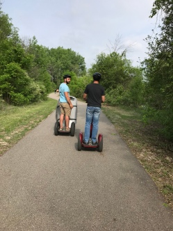 Cruisin' through Pettibone Park