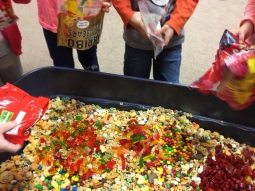 Now that's an epic trail mix!