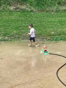 Sprinkler shenanigans