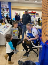 Build a Bear at Mall of America
