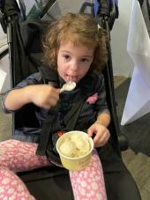 Ice cream bowl #7